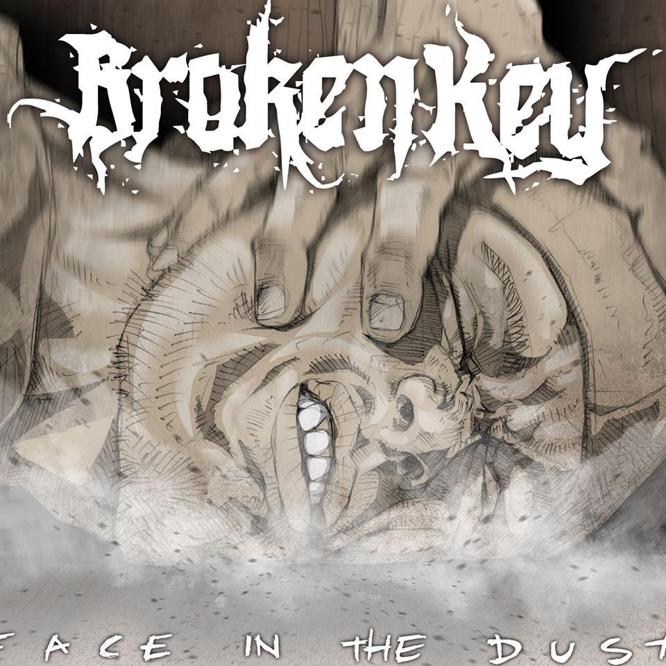 Broken Key - Face In The Dust (2016)