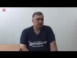 Допрос украинского диверсанта в Крыму