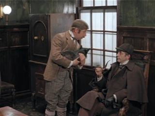 02. Приключение Шерлока Холмса - Кровавая надпись