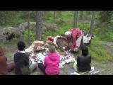 Шаманский ритуал  Суоми (для qiwi.tv)