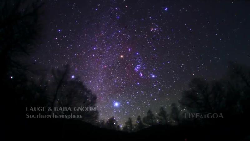 LAUGE BABA GNOHM - Southern hemisphere