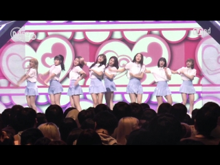 """· fancam · 160505 · oh my girl - """"one step two step"""" · mnet """"m!countdown"""" ·"""