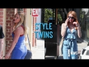 Hilary Duff and Emma Roberts Have Us Seeing Double | E! News