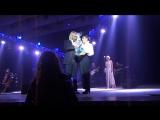 На концерте Олега Винника