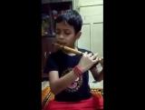 Кришна, талант в человеке. Мальчик из города Дакка, Бангладеш.