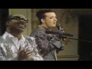 Stevie Wonder, Boy George - Part-Time Lover (LIVE) HD
