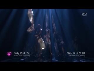 Loreen - Statements (Live at Melodifestivalen 2017)