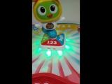Развивающий коврик робота Бибо