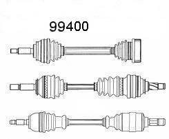 Сервис срочного ремонта, приводной вал для BMW 2.6- 3200 V8 купе
