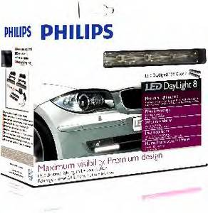 Комплект фар дневного освещения; Комплект фар дневного освещения для BMW 7 (F01, F02, F03, F04)