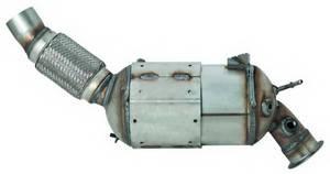 Сажевый / частичный фильтр, система выхлопа ОГ для BMW X1 (E84)