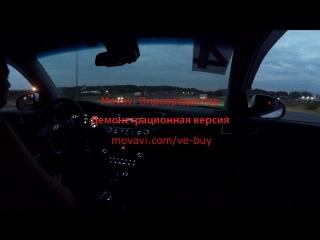 Летний автодром ЦВВМ - Активная безопасность водителя.
