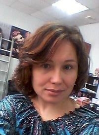 Ольга Салтымакова