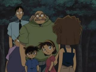 El Detectiu Conan - 290 - En Mitsuhiko es perd al bosc (II)