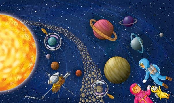 С Днем Космонавтики, Друзья! Неудивительно, что нас так волнует изуче