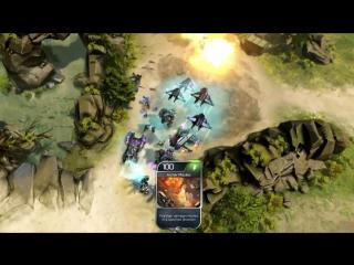 Halo Wars 2- Blitz Multiplayer