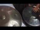 RAV Vast - RAV Drum Pygmy. hang steel drum bali Minor Pentatonic