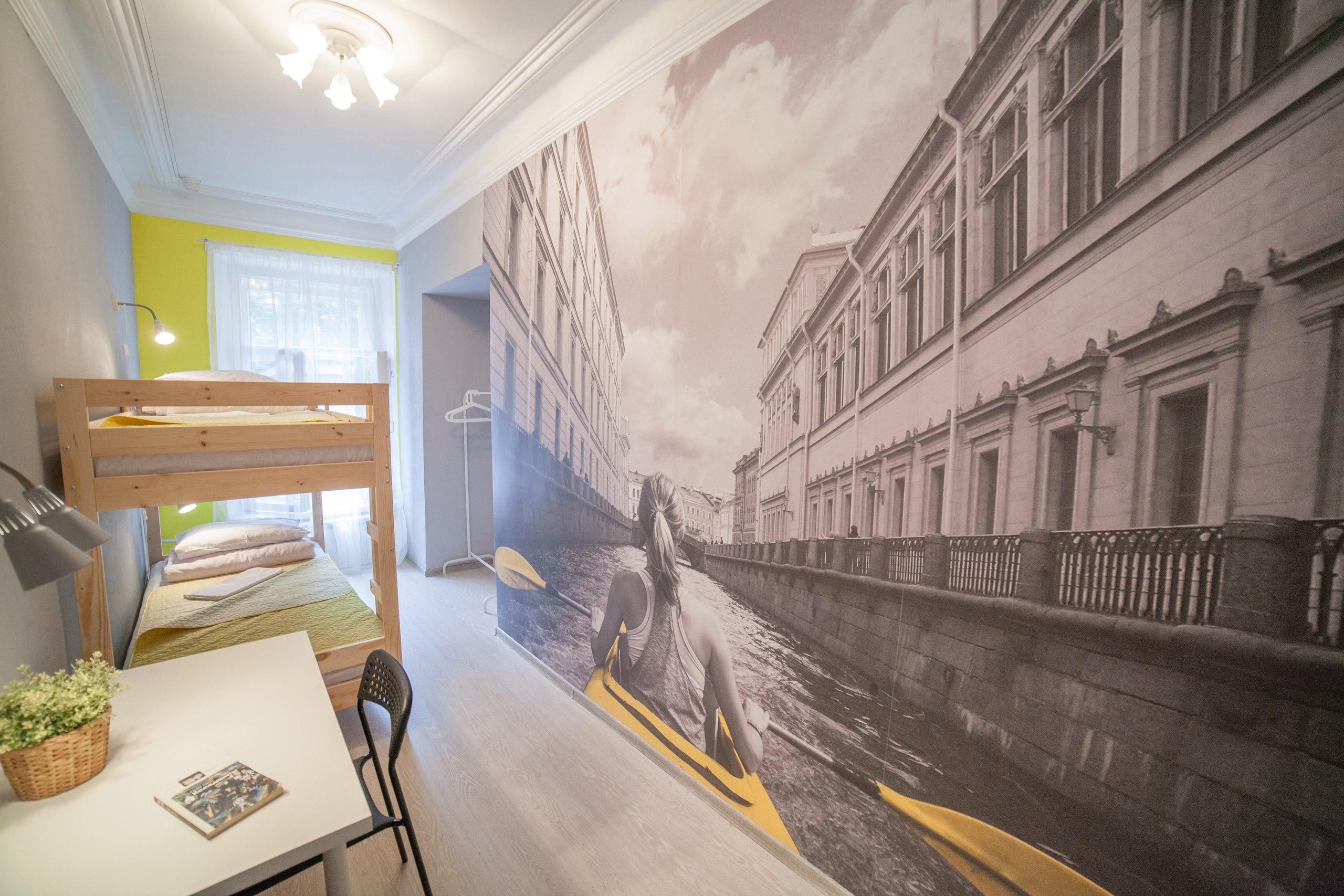 Drive - дешевый хостел в Питере для двоих