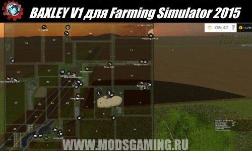 Скачать Карту Baxley Для Farming Simulator 2015 - фото 8