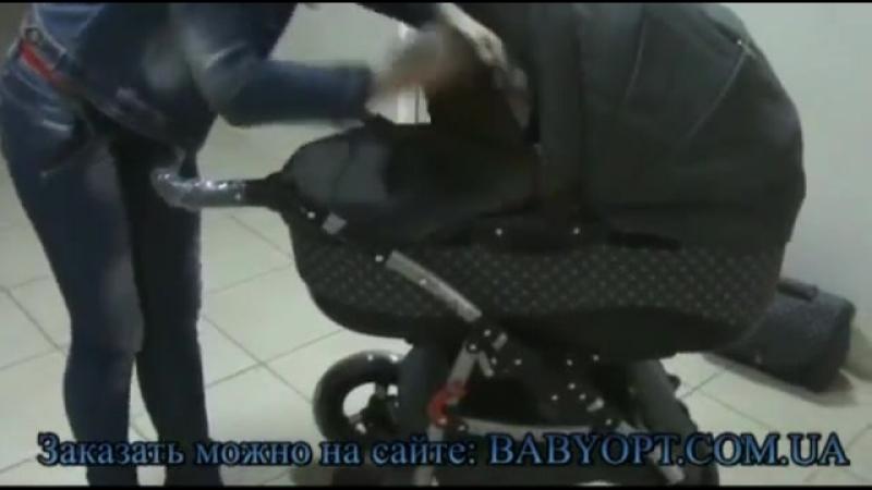 Видео обзор коляска 2 в 1 Tako Nix (Тако Никс)