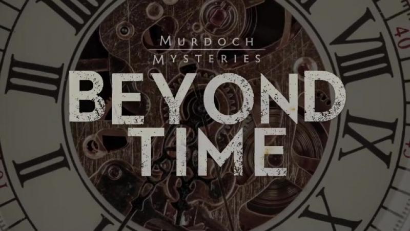 Murdoch Mysteries : BEYOND TIME, Episode 12 (CBC 2017 CA) (ENG)