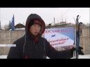 В Баймаке прошла ДОСААФовская лыжня-2017. Сюжет Баймак ТВ на русском языке