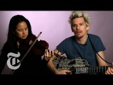 Ethan Hawke & Dana Lyn - In Performance | The New York Times