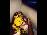 Kato caught slipping str8 mustard face