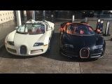 Флойд Мэйуэзер купил 2 новых Bugatti за $6,5 миллион