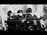 BTS FMV - Hall Of Fame