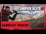 Sniper Elite 4: премьера геймплея и Гитлер в качестве бонуса за предзаказ