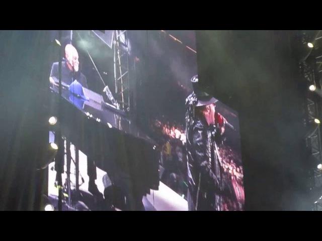 Billy Joel Axl Rose Big Shot Dodger Stadium 5.13.17
