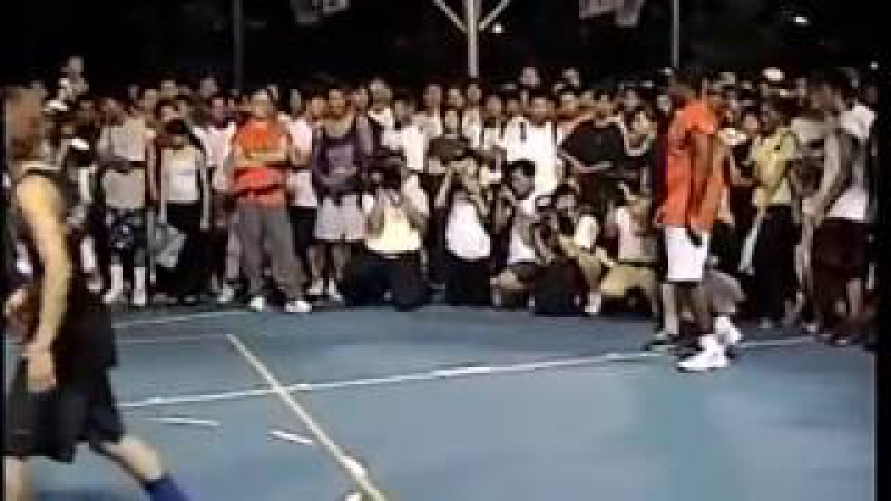 Nike 2000 NBA Jason Williams Taiwan Taipei 傑森威廉斯 天母公園