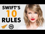 Taylor Swift's Top 10 Rules For Success (@taylorswift13)