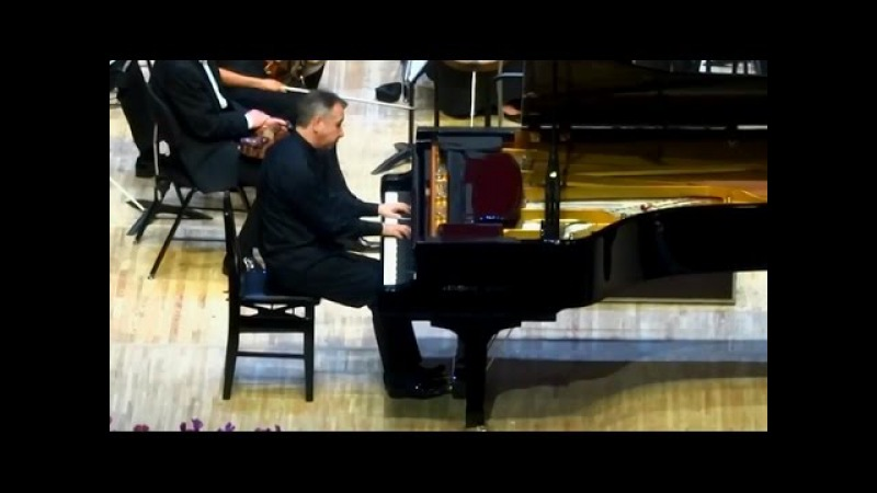 Mikhail Pletnev plays Mozart - Fantasia c-moll KV 396 (live, 2014)