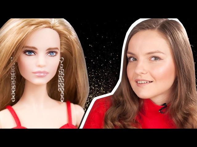 Раздела ВОДЯНОВУ | Обзор Барби Наталья Водянова | Barbie Natalia Vodianova