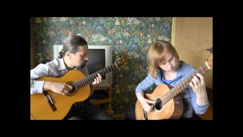 S.L.Weiss (1687 - 1750), Prelude (guitar duo)