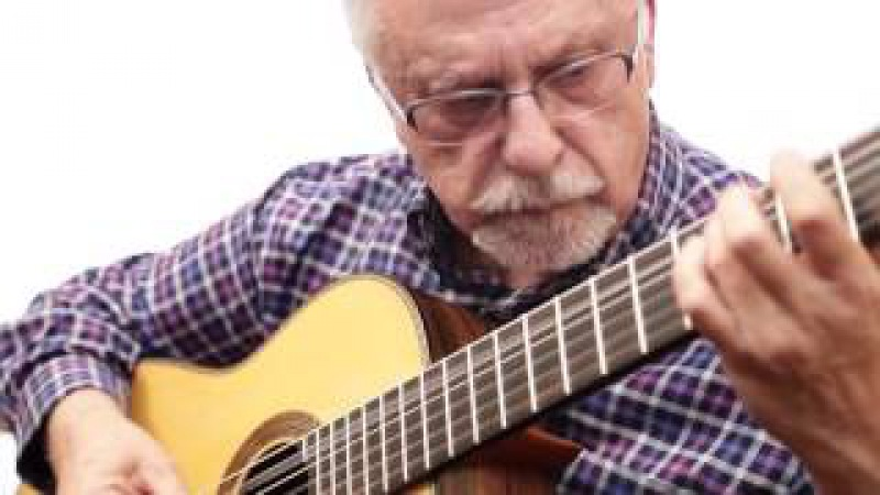 The Story of Pepe Romero Guitar Ukulele - performances by Pepe Romero Sr. and Daniel Ho