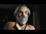 Star Wars Rebels Thrawn Speaks to the Crew about Not Accepting Surrenders This Time HD