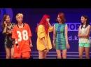 Rum Pum Pum Pum (첫사랑니)- f(X)에프엑스 Live @ KBS Radio Hall