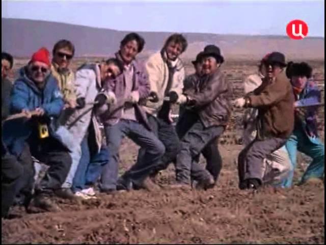 45 1997 Китай Вслед за желтой рекой - Подводная одиссея команды Кусто