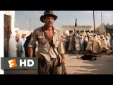 Raiders of the Lost Ark (310) Movie CLIP - Sword vs. Gun (1981) HD