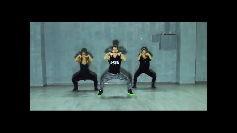 Beyonce - Dance for you | jazz-funk dance choreography by Kostya Beginin | D.side DS