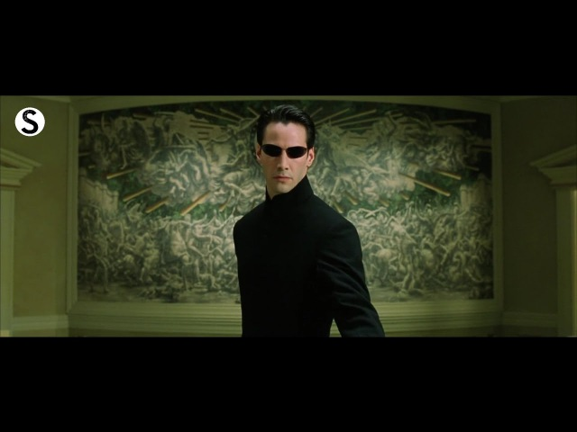 The Matrix Reloaded Fight Scene (Dolby Atmos)