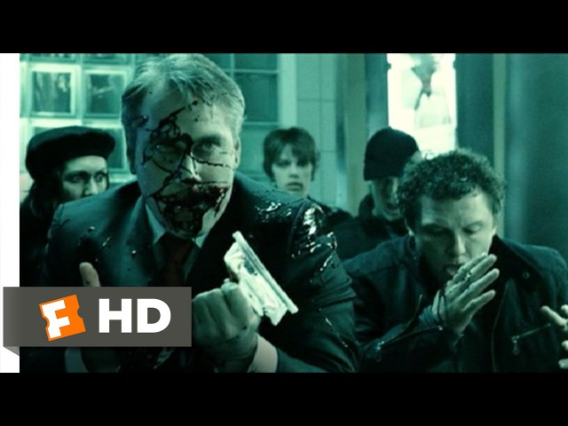Daybreakers (6/11) Movie CLIP - More Blood in My Coffee (2010) HD