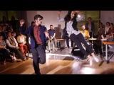 Solo Dance Battle - Ksenia Parkhatskaya, Daniil Nikulin, Alina Sokulska and Fedor Nedotko