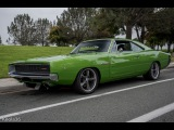 1968 Dodge Charger : Viper Swapped