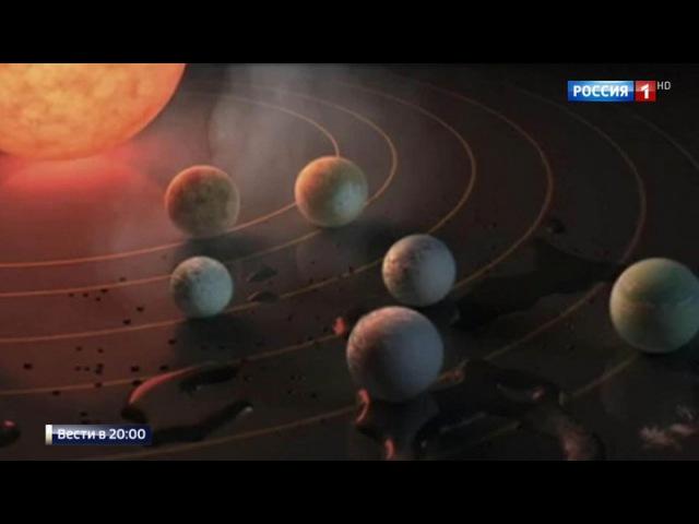 Вести.Ru: Космическая сенсация: есть ли жизнь под красным карликом