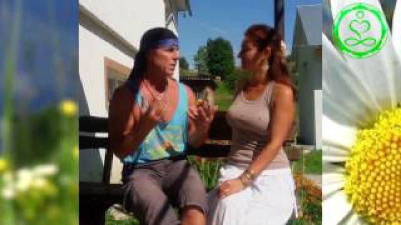 Встреча двух Мастеров Виктория Рай и Голтис Как Жить в Сердце
