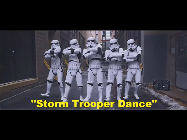 Star Wars Dance Twerk - Imperial March (Goblins from Mars Trap Remix)